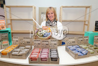 Press Eye - Belfast - Northern Ireland - 16th May 2019. Second day of the Balmoral Show, in partnership with Ulster Bank.  Pictured at Balmoral Park, outside Lisburn, is Jenny Lowry with her Melting Pot Fudge business.  Ulster Bank has provided space in its market at Balmoral Show to entrepreneurs from Ulster Bank\'s Entrepreneur Accelerator programme as well as small business customers. . Picture by Jonathan Porter/PressEye