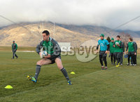 Ireland Training, Queensland Events Centre Queenstown, New Zealand 20/6/2012. Jonathan Sexton during training. Mandatory Credit ©INPHO/Billy Stickland