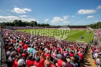 Ulster GAA Senior Football Championship Final, St Tiernach\'s Park, Clones, Co. Monaghan 16/7/2017. Down vs Tyrone. A general view of St. Tiernach\'s Park. Mandatory Credit ©INPHO/Morgan Treacy