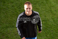 New Zealand All Blacks Captain\'s Run, Eden Park, Auckland, New Zealand 8/6/2012. Sam Cane. Mandatory Credit ©INPHO/Photosport/Andrew Cornaga