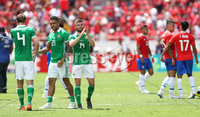 Press Eye - Belfast -  Northern Ireland - 03rd June 2018 - Photo by William Cherry/Presseye. Northern Ireland\'s Stuart Dallas after the final whistle of Sunday mornings International Friendly against Costa Rica at the Nuevo Estadio Nacional de Costa Rica in San Jose.   Photo by William Cherry/Presseye