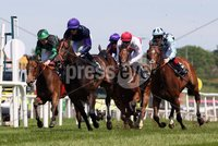 Press Eye - Belfast - Northern Ireland - 22nd June 2019 - . Summer Festival Of Racing Day 2 at Down Royal Racecourse.. Photo by Freddie Parkinson / Press Eye.. Race 2 - 2:15 GET YOUR FREE TRIAL NOW AT RACINGTV.COM HANDICAP . Winner: Tide of Time with Oisin Orr.