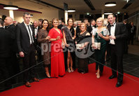 Press Eye - Belfast - Northern Ireland - 14th January 2019.. Staff from Revive Active pictured at the  Belfast Telegraph Sports Awards 2018 in the ICC Belfast.. Photo by Kelvin Boyes / Press Eye..