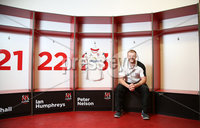 24 November 15 - Picture by Darren Kidd / Press Eye..  Ulster\'s Peter Nelson during a press conference at Kingspan Stadium ahead of this weeks away match against Leinster.