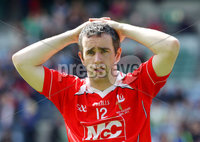 Nickey Rackard Final, Croke Park, Dublin 9/6/2012. Armagh vs Louth. Louth\'s Diarmuid Murphy dejected after the game . Mandatory Credit ©INPHO/Ryan Byrne