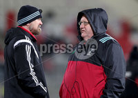 European Rugby Champions Cup Round 4, Kingspan Stadium, Belfast 15/12/2017. Ulster vs Harlequins. Harlequins' Director of rugby John Kingston before the game. Mandatory Credit ©INPHO/Bryan Keane