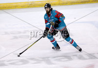 Press Eye - Belfast -  Northern Ireland - 12th January 2018 - Photo by William Cherry/Presseye. Belfast Giants Ryan Martinelli on his 100th game for the Giants during Friday nights Elite Ice Hockey League game at the SSE Arena, Belfast.