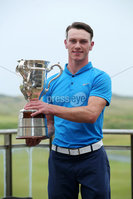 Press Eye - Belfast - Northern Ireland  - 14th July 2017 - . The Cathedral Eye Clinic North of Ireland Open Championship final between Colin Fairweather (Knock) and Rowan Lester (Hermitage).. Rowan Lester (Hermitage) wins the final of the North of Ireland Championship.. Photo by Kelvin Boyes / Press Eye..