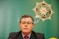 Press Eye - Belfast - Northern Ireland - 13th March 2019. The PSNI\'s Detective Chief Inspector Pete Montgomery speaks to the media at Musgrave Police Station in Belfast regarding the recent murder of 53-year-old Alice Morrow in East Belfast her east Belfast home.  A 42-year-old male has been arrested and remains in custody. . Picture by Jonathan Porter/PressEye