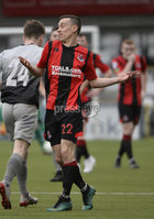 07/12/2019. Danske Bank Premiership, Seaview, Belfast Co. Antrim . Crusaders v Institute. Crusaders Paul Heatley . Mandatory Credit INPHO/Stephen Hamilton.