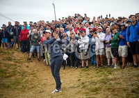 2018 Dubai Duty Free Irish Open, Ballyliffin Golf Club, Co. Donegal 8/7/2018. Rory McIlroy on the 9th hole. Mandatory Credit ©INPHO/Oisin Keniry