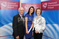 Press Eye - Belfast - Northern Ireland - Monday 12th March 2012 -  Chartered Accountants Ireland Certificate Presentations in Belfast