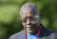 Turkish Airlines One Day International Challenge, Stormont, Belfast 13/9/2017. Ireland vs West Indies. West Indies Team Manager Joel Garner. Mandatory Credit ©INPHO/Rowland White
