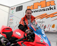 ©Press Eye Ltd Northern Ireland -14th May 2012 - Mandatory Credit - Picture by Matt Mackey/presseye.com. Relentless International North West 200 newcomer Jeremy McWilliams who is set to take to the roads in tomorrow mornings first practice.