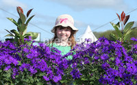 PressEye-Northern Ireland- 16th May 2018-Picture by Brian Little/ PressEye. Katherine Smart , aged 5 ,from Loughgall during the First day of the 2018 Balmoral Show, in partnership with Ulster Bank, at Balmoral Park. Picture by Brian Little/PressEye