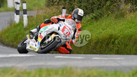 Mandatory Credit: Rowland White / PressEye. ULSTER GRAND PRIX. Venue: Dundrod. Date: 12th August 2017. Class: SUPERSTOCK RACE. Caption: Conor Cummins