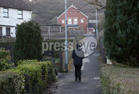 Press Eye - Stabbing Incident Queens Park North - Saintfield - 11th March 2018. Photograph by Declan Roughan. A 46-year-old man has been arrested after four people were stabbed in the Queen\'s Park area of Saintfield, County Down. Police said that at about 03:40 GMT on Sunday, a man attacked several people at a house with a knife, causing injuries to three men and a woman.. Police said the victims were taken to hospital for treatment to their injuries.. They said the woman is in