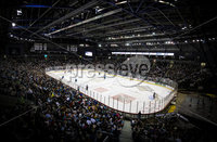 Press Eye - Belfast -  Northern Ireland - 09th August 2017 - Belfast Giants vs Guilford Flames during Saturday nights Elite Ice Hockey League game at the SSE Arena, Belfast.  Photo by Presseye
