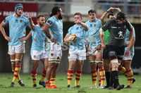 Pre-Season Friendly, Stade Aime Giral, Perpignan, France 9/8/2018. USA Perpignan vs Toulouse. Perpignan\'s Paddy Jackson. Mandatory Credit ©INPHO/Billy Stickland