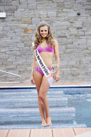 Press Eye Belfast - Northern Ireland -  21 May  2012. Miss Northern Ireland Tiffany Brien. Picture by Kelvin Boyes / Press Eye .