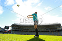 Ireland Rugby Captain\'s Run, Eden Park, Auckland, New Zealand 8/6/2012. Simon Best during the captains run. Mandatory Credit ©INPHO/Billy Stickland