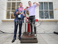 Press Eye - Belfast - Northern Ireland - 21st June 2019. Picture by Jonathan Porter/PressEye. File an Phobail 2019 August Festival Programme launch at Conway Mill in west Belfast. . Left to right.  Lord Mayor of Belfast John Finucane and Michael Conlan.  . PRESS RELEASE. ON BEHALF OF FILE AN PHOBAIL. For media enquiries please contact Sen Duffy on 07554010922 or email sean@evolvecpa.com. Boxing Star Michael Conlan launches File an Phobail 2019 August Festival Programme. Boxing star Michael Conlan today launched this years File an Phobails August festival programme, along with Belfast Mayor John Finucane, at a packed Conway Mill on Belfasts Falls Road.. Opening the launch event, Belfast Mayor John Finucane said:. For more than 30 years, organisers of File an Phobail have worked tirelessly to create a diverse, open and inclusive festival which celebrates the richness and diversity of Belfasts culture and communities.. Im delighted that Belfast City Council is one of the principal funders of this festival. What started out as a small but bold community festival three decades ago, has grown into a highly anticipated and important event on the citys festival calendar, attracting thousands of people each and every year, not just from across the city but across the world.. File an Phobail brings West Belfast to life, with a unique offering of events and activities which entertain, educate and challenge.. Its reputation continues to go from strength to strength and the positive economic impact it has on our city is fantastic.. This years packed festival programme has something for everyone to enjoy. The wide variety of acts and events showcases an incredible depth of talent across music, drama and the arts.. Visitors can look forward to performances by world-renowned music stars, debates, exhibitions, plays, sporting events, family and community events, and much more.. I want to wish all of the festival organisers and participants the best of luck in the time ahead. I have no doubt they will deliver another fantastic festival, showcasing the best of Belfast.. File Director Kevin Gamble said:. We are delighted that local boxing hero Michael Conlan was here to launch our August File programme of events today along with the Mayor of Belfast John Finucane.. Over the years, File an Phobail has developed enormously and is now the biggest community arts festival in Ireland, with hundreds of events taking place right across the City throughout the course of the festival.. We have concerts, drama, art exhibitions, debates and discussions, lectures, carnival parades, parties in the park, sport, visual arts with an attendance of over 80,000 for our events.. This year is a particularly exciting year for File because for the first time we will be holding four open air events in our Falls Park event space with an overall capacity of over 40,000 people.. One of the major highlights of File will be the Michael Conlan v Vladimir Nikitin fight night in the Falls Park which will be a complete sell-out, and will be televised live on ESPN+, BT Sport and other channels across the world. A massive opportunity to showcase Belfast!. Michael Conlan is an absolute hero here in Belfast for his incredible Olympic achievements and his remarkable rise since he turned professional.. On the back of their sell out arena tour, Boyzone will also be appearing in concert at File in the Falls Park on Saturday 10th August, we have a massive free File Dance Night taking place on Thursday 8th August, and famous Irish singer and songwriter Phil Coulterwill be appearing live at Clonard Monastery on Tuesday 6th August for what will be another special occasion at this fantastic venue.. Also, we were honoured today to present the Ballymurphy Massacre families with the Spirit of File award for the determination and commitment they have shown to achieve the truth about the massacre of their loved ones in August 1971.. File, from its outset in 1988, has sought to display and showcase the positives of West Belfast and the incredible talent and creativity that comes from that.. This year we will have the biggest File ever with around 400 events and we hope you can all join us, take part, enjoy, and celebrate the fantastic community that we have.. Irish boxing star Michael Conlan was the main speaker at the launch and said:. Im delighted to have been asked to speak today at the launch of File an Phobails August Programme.. I cant believe how many events the festival delivers. They really do put Belfast on the map!. The work that File does in communities across Belfast is fantastic, and each year they develop initiatves that not only bring communities together, but showcase the positive side of Belfast on an international stage.. This August there are over 400 events in 30 different venues.. Thats unbelievable.. Ive attended File for many years now as have my family and my friends.. Its brilliant and the build up to it and the atmosphere it creates Is something else.. I love this community and the people in it.. People have supported me and backed me and encouraged me and it really means a lot to me.. Last year Kevin Gamble said what about fighting in the Falls Park next year and we said lets talk about it.. And before we knew it, it all just began to come together.. The work that MTK Global and my brother Jamie have put in, Top Rank Boxing and the legendary Bob Arum who visited the park a few weeks ago, Kevin Gamble and the File team has been phenomenal.. They made the Falls Park Fight Night on Saturday 3rd August happen.. And what an event it promises to be.. The build-up has been amazing.. I cant wait.. Im working hard.. Im focused.. I know I am going to deliver a night for Belfast to remember.. The thought of a sold out Falls Park outdoor arena being beamed live across the world.. Its just incredible.. Not only is Belfast going to experience a great night as part of File, the world is literally going to see File and Belfast at its best, from the US, Canada, Russia, Germany and further afield.. And the support I have had and all the other fantastic boxers who will be fighting on the undercard have had has been massive.. Some of them are here today.. This is a big opportunity and a huge occasion for all of us.. We are proud that this is at File and proud that it is in the heart of West Belfast in the Falls Park.. And we want to give all of you a night to remember - I know we will give you all a night to remember.. Thank you for giving me the opportunity to speak today and see you all in the Park on August 3rd!. FILE HIGHLIGHTS. . Highlights for this Augusts festival, which runs from Thursday 1st to Sunday 11th August, include:. - Comedy Night with Jake OKane and Tim McGarry  Friday 2nd August 7pm, The Devenish, Finaghy Road North. - Michael Conlan v Vladimir Nikitin File Fight Night - Saturday 3rd August 5pm, Falls Park, Falls Road. - Teddy Bears Picnic - Sunday 4th August 2-4pm, Dunville Park, Falls Road. - Lets Talk Politics - Monday 5th August 7pm, St Marys University College, Falls Road. - The Leaders Debate - Tuesday 6th August 7pm, St Marys University College, Falls Road. - Phil Coulter live at Clonard Monastery  Tuesday 6th August 7pm, Clonard Street. - The Big Youth Debate with Stephen Nolan - Wednesday 7th August 1pm, St Louises School, Falls Road. - West Belfast Talks Back Wednesday 7th August 7pm, St Louises School, Falls Road. - File Dance Night - Thursday 8th August 3pm, Falls Park, Falls Road. - File Carnival Parade - Saturday 10th August 12pm  Departs Dunville Park, Falls Road. - Party in the Park - Saturday 10th August 1pm-3.30pm, Falls Park, Falls Road. - Boyzone - Saturday 10th August 6pm, Falls Park, Falls Road. - The Annual James Connolly Lecture - With British Labour Party Shadow Chancellor John McDonnell MP - Date and Venue TBC. ENDS