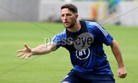 Press Eye - Belfast, Northern Ireland - 01st September 2020 - Photo by William Cherry/Presseye. Northern Ireland\'s Conor Washington during Tuesday mornings training session at the National Stadium at Windsor Park, Belfast ahead of Friday nights Nations League game in Romania.    Photo by William Cherry/Presseye