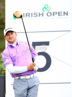©Press Eye Ltd Northern Ireland -29th June 2012. Mandatory Credit - Picture by Darren Kidd/Presseye.com .  . 2012 Irish Open Pro Am at Royal Portrush..  Day 2 - Graeme McDowell