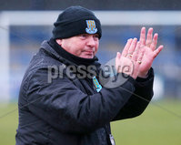 Danske Bank Premiership at Coleraine Showgrounds, Coleraine  09.03.2019. Coleraine FC Vs Ballymena United. . Ballymena manager David Jeffrey pictured after they win the match 0-4.. . Mandatory CreditINPHO/PressEye.com/Jonathan Porter.