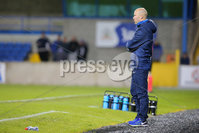PressEye - Belfast - Northern Ireland - 10th October 2017. Euro 2019 Qualifier. Northern Ireland U21 vs Estonia U21. Pictured: Estonia\'s Karel Voolaid.. Picture: PressEye / Philip Magowan