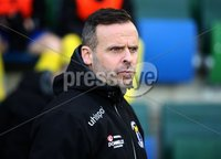 Danske Bank Premiership, Windsor Park, Belfast 2/12/2017. Linfield vs Dungannon Swifts. Dungannon Swifts manager Rodney McAree. Mandatory Credit @INPHO/Brian Little
