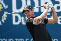 2018 Dubai Duty Free Irish Open, Ballyliffin Golf Club, Co. Donegal 8/7/2018. Danny Willett tees off on the 1st . Mandatory Credit ©INPHO/Oisin Keniry