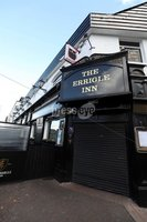 . Press Eye - Belfast - Northern Ireland - 16th October 2020. . The Errigle Bar Ormeau Road Belfast. New Covid tighter restrictions which will come into regulatory effect today. and will be in place for a period of four weeks.. Photo by Matt Mackey / Press Eye .
