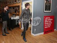 Press Eye - Belfast - Northern Ireland - 7th December 2018. Snow Patrol pictured at the Oh Yeah centre in Belfast where they announced their Bangor Ward Park gig on the 25h May 2019.  It will be the third time the band have played the venue. . Picture by Jonathan Porter/PressEye