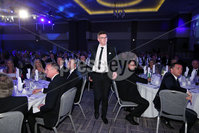 Press Eye - Belfast - Northern Ireland - 7th May 2018  - . NI Football Awards at the Crowne Plaza Hotel.. Billy Joe Burns . Photo by Kelvin Boyes / Press Eye .