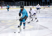 Press Eye - Belfast -  Northern Ireland - 24th August 2019 - Photo by William Cherry/Presseye . Belfast Giants\' Liam Reddox during Saturday nights Exhibition Game against Herning Blue Fox at the SSE Arena, Belfast.    Photo by William Cherry/Presseye
