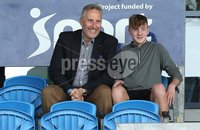 PressEye-Northern Ireland- 2nd August 2019-Picture by Brian Little/PressEye. Charlton Athletic  and Glasgow Rangers  in the STATSports SuperCupNI Junior Final , at Ballymena  Showgrounds .. Picture by Brian Little/PressEye .