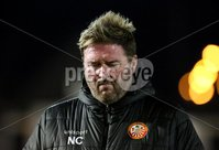 BetMcLean League Cup Round 3, Ballymena Showgrounds, Ballymena 10/10/2017. Ballymena United vs Portadown. Portadown manager Niall Currie. Mandatory Credit ©INPHO/Brian Little