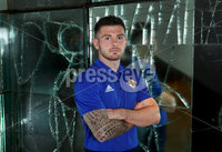 Press Eye - Belfast, Northern Ireland - 08th October 2019 - Photo by William Cherry/Presseye. Northern Ireland\'s Matthew Kennedy at Tuesday nights press conference in Rotterdam ahead of Wednesday nights UEFA Euro 2020 Qualifier. Photo by William Cherry/Presseye