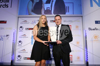 Press Eye - Belfast - Northern Ireland - 7th May 2018  - . NI Football Awards at the Crowne Plaza Hotel.. 