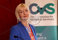 Press Eye - Belfast -  Northern Ireland - 17th July 2019 - Photo by William Cherry/Presseye . . Victims and Survivors Commissioner Judith Thompson published her advice to government on a Victims and Survivors Pension Arrangement today at an event in Stormont attended by members of the Commission\'s Pension Working Group, the Wave Injured Group and members of the Victims and Survivors Forum..