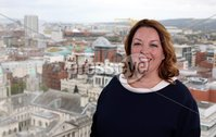Northern Ireland - 2th August 2018. Picture by Darren KIdd / Press Eye .  Belfast businesswoman Tina McKenzie, pictured in Belfast..
