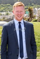 Press Eye © Belfast - Northern Ireland. Photo by Freddie Parkinson / Press Eye ©. Wednesday 17th May 2017. SDLP Leader Colum Eastwood formally launched the party's 2017  . Westminster Election campaign in the Newcastle Centre, 10-14 Central Promenade, Newcastle, Co Down.. West Tyrone. Daniel McCrossan MLA