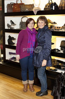 ©Press Eye Ltd - Northern Ireland - 10th December 2011. Mandatory Credit - Photo by Andrew Paton/Presseye.com, Launch of Carin\'s brand new boutique. (LtoR) Claire Gormley and Mary Colgan