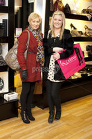 ©Press Eye Ltd - Northern Ireland - 10th December 2011. Mandatory Credit - Photo by Andrew Paton/Presseye.com, Launch of Carin\'s brand new boutique. Marie McKenna and Enya McKenna
