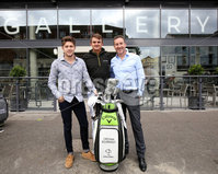 "7 August 2017 - Picture by Darren Kidd /Press Eye. .  . Belfast's newest restaurant, café and bar, The Gallery Café Bar, located on the up and coming Dublin Road, has 'chipped in' with its support of the 2017 Galgorm Resort & Spa Northern Ireland Open, presented by Modest! Golf at Galgorm Castle from August 10-13, with the sponsorship of three rising golf stars. Attending today's announcement was (from L-R) music artist and co-director of Modest! Niall Horan, rising golf star Christiaan Bezuidenhout and Chief Executive of The Richland Group The Gallery proprietor, Gary McCausland.. The Gallery Café Bar announces sponsorship of young golf talent.  . Belfast's newest restaurant, café and bar, The Gallery Café Bar, located on the up and coming Dublin Road, has 'chipped in' with its support of the 2017 Galgorm Resort & Spa Northern Ireland Open, presented by Modest! Golf at Galgorm Castle from August 10-13, with the sponsorship of three rising golf stars..  . Future global contenders, Thriston Lawrence, Guido Migliozzi and South African rookie of the year, Christiaan Bezhuidenhout, will all benefit from support and sponsorship provided by The Gallery, as they get ready to compete at Northern Ireland's annual professional tournament..  . Thriston Lawrence became the youngest ever champion of the South African Amateur Championship in 2013; before turning pro, 2014 saw him go on to successfully defend the SA Amateur and win the prestigious Lytham Trophy. Former Italian No.1 amateur golfer Guido Migliozzi turned professional in 2016 after a successful amateur career which saw him win the 2016 Portuguese International Amateur Championship, the 2014 European Nations Cup and the 2014 Duke of York title. South African rookie of the year, Christiaan Bezhuidenhout's maiden victory as a 22-year-old at the Sun Fish River Challenge in October helped define his rookie season as one of the best in Sunshine Tour history. .  . Managed by Modest! Golf, the golf management company jointly owned by music artist Niall Horan and Director Mark McDonnell, the players are to compete at the 5thyear of the NI Open, a brand-new format event, which is expected to attract thousands of golf fans from across the UK and Ireland..  . Chief Executive of The Richland Group and The Gallery proprietor, Gary McCausland said:.  . ""We are delighted to be supporting the new and emerging talent of the golf world, as Thriston, Guido and Christiaan get ready to compete at the 2017 Galgorm Resort & Spa Northern Ireland Open this week..  . Here at The Gallery we believe in supporting young talent and as a business with cutting edge ideas, it was the perfect fit to support these players at such an iconic, innovative and local golf tournament and we look forward to watching their progress alongside the Modest! Golf team."".  . Director of Modest! Golf, Mark McDonnell said:.  .  'We thank Gary and his team at The Gallery for their sponsorship of our players for this week. We really appreciate the support for our players and look forward to seeing them play at the 2017 Galgorm Resort & Spa Northern Ireland Open."".  . Director of Modest! Golf, Niall Horan said:.  .  'We are excited to see how this relationship can develop over the coming years, as we build strong relations with The Gallery and the 2017 Galgorm Resort & Spa Northern Ireland Open. We want to thank Gary for supporting our stable of young players and join him in cheering them on at Galgorm Castle Golf Club on Thursday."".  . For further information about the Gallery, contact 02890 434344, emailinfo@gallerybelfast.com or view www.gallerybelfast.com and to stay up to date on the results from the Northern Ireland Open, please visit www.niopen.golf.  . ~ENDS~.  . For media enquiries, further information and images, or to request an interview, please contact, Nikki Larkin at LK Communications on 028 9042 7004 / 07966 020466 or email nikki@lkcommunications.co.uk.  . Notes to Editors.  . 1.     The Gallery is open from 8am each day and has three late night openings until 11pm on Thursday, Friday and Saturday. A new brasserie menu has just been launched.. 2.     It is available for corporate events and private bookings, with an HD projector and screen available for presentations.. 3.     The Gallery building won the RICS NI Residential Development of 2017.."